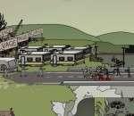 Зомби постой трэйлеров - Zombie trailer park
