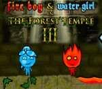 Огонь равным образом Вода в Храме Леса 0